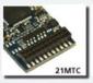 $ LokPilot V4.0 M4, Multiprotokoll MM/DCC/SX/M4, 21MTC Schnittstelle NEM660