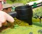Gras-Fix grass-spreader