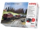 """German Federal Railroad Main Line Service"" Digital Starter Set. 230 Volts."