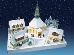 Seiffen Christmas mountain