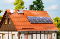 Sat.-Anlagen, Solarkollektoren