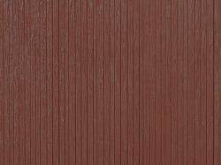 1 wall planks brown single