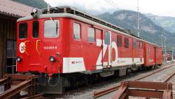 zb Deh 120 011 Zahnradtriebwagen