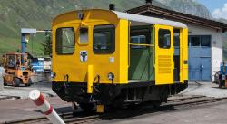 DFB Tm 2/2 91 Bahndiensttraktor