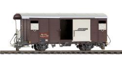 RhB Gbk-v 5594 ged. Güterwagen braun