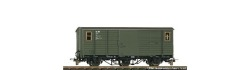 DB Stg 165 Hilfs-Post/Packwagen
