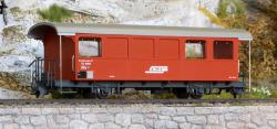 RhB Xk 9086 Montagewagen SF, Jahreswagen 2015