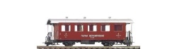 DFB B 2210 Zweiachser Dampfbahnwagen