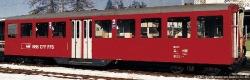 SBB AB 472 Mitteleinstiegswagen rot
