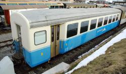 """MOB B 210 passenger coach """"goldenpass"""""""