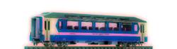 MOB Ars 115 panoramic coach Salon-Bar
