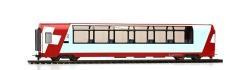 "RhB Bp 2536 Panoramawagen ""Glacier Express"" H0"