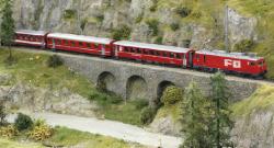 Startset FO - Glacier Express der 80er Jahre