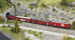 Startset SBB Brünigbahn