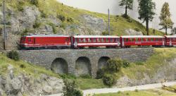 Startset BVZ - Glacier Express der 80er Jahre