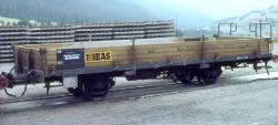RhB Kk-w 7334 Niederbordwagen BAS