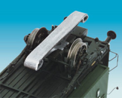 H0 AC-Schleifer für Personenwagen
