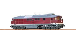 H0 Diesellok 132 DR, IV, DC An. BASIC+