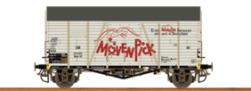 $ 45904/Gedeckter Güterwagen Gms 30, Mövenpick, DB, Ep III