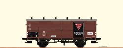 $ H0 Güterwagen DB, III, Eßzet