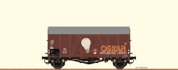$$ N Güterwagen Gms35 DB, III, Osram