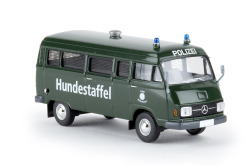 MB L 306 D Kombi Hundestaffel Niedersachsen von Starmada