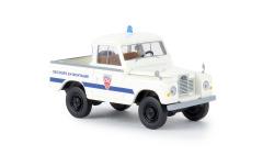 Land Rover 88 Hardtop, Polic