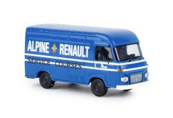 Saviem SG2 Kasten, Alpine Re