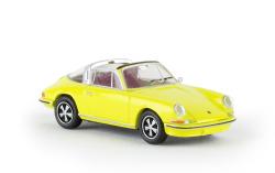 Porsche 911 targa offen, schwefelgelb, TD