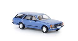Ford Granada, blau, TD