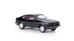 Ford Capri III, schwarz, TD
