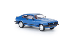 Ford Capri III, blau, TD