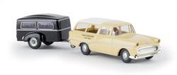 Opel P1 CarAVan Sargschreinerei mít Bestattungsanhänger