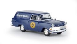 Opel Rekord P2 Van ASG, TD