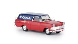 """Opel P2 Kasten """"Fona"""" (DK), TD"""
