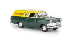 Opel Rekord P2 Van BP