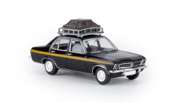 Opel Ascona A Black Magic, TD