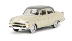 Opel Kapitän 1954, elfenbein/mausgrau, TD