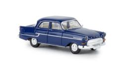 Opel Kapitän `56, blau