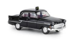 Opel Kapitän 1956 Taxi, TD