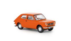 Fiat 127, rotorange von Starline