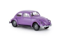 VW Käfer Economy  - neue Farbe: blaulila