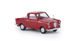 Goggomobil Coupé, ruby red