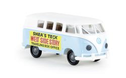 VW Kombi T1b Ticketverkauf West Side Story