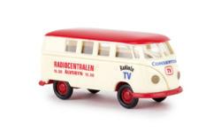 VW Kombi T1b Radiocentralen