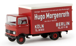 MB LP 608 Koffer Hugo Morgenroth