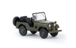 "Jeep Universal ""US Army"" von Arwico"
