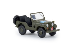 "Jeep Universal ""Danish Army"" von Arwico"