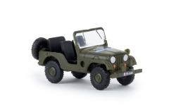 """Jeep Universal """"Gendarmerie"""" von Arwico"""