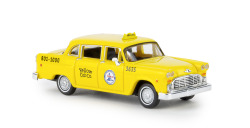 "Checker Cab ""Los Angeles"" von Drummer"